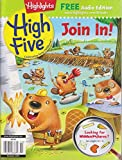 Highlights High Five Magazine October 2016