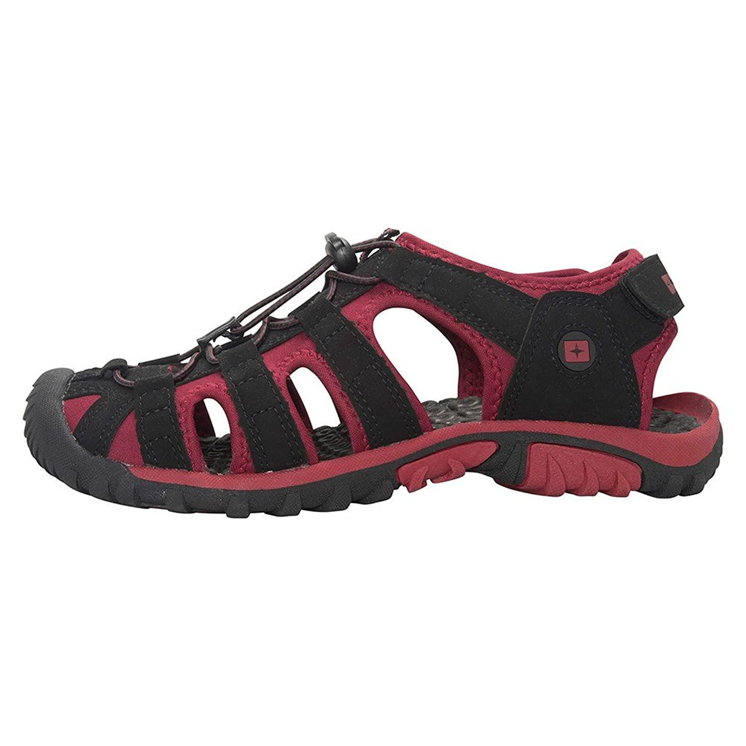 Mountain Warehouse Trek Womens Sporty Shandal Outdoor Walking Shoes