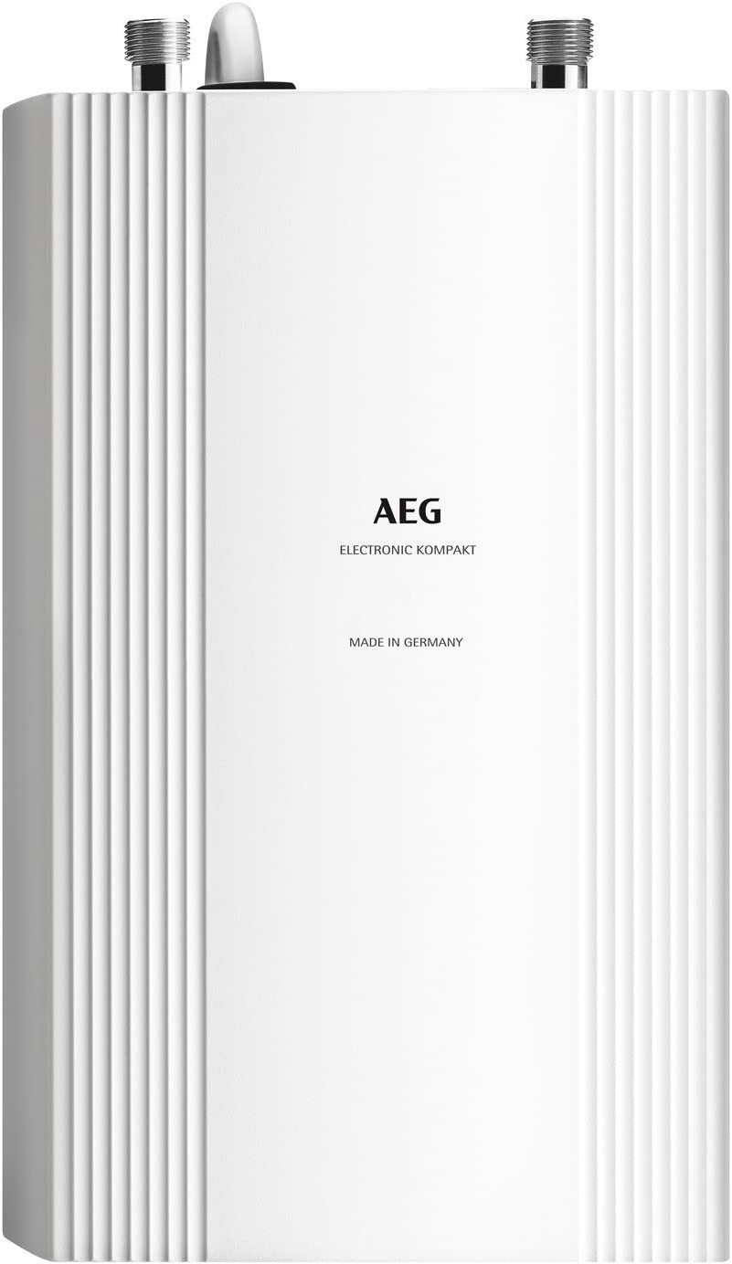 AEG DDLE 13 Compact Electronic Flow Heater, Selectable Output 11 or 13.5 kW [Class A], 230768, 400 voltsV