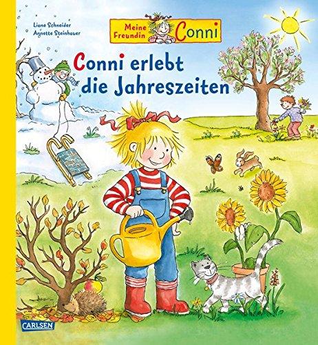 Conni-Bilderbücher: Conni erlebt die Jahreszeiten
