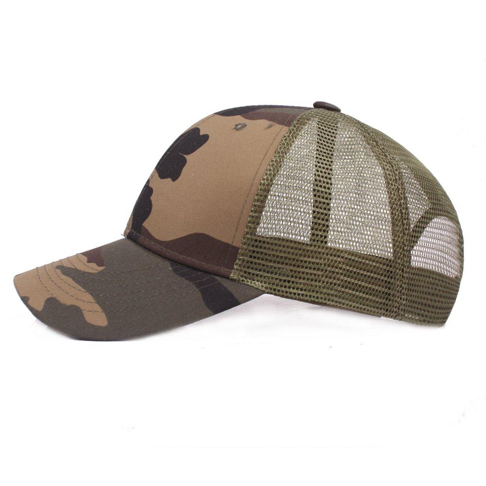 7dc46bfca2024 Gorra de béisbol Ocio Retro Hat Gorra de jungla para hombre Sombrero de Sol  Deporte al