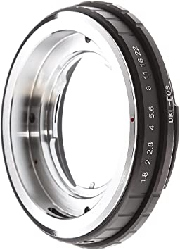 Fotga Mount Adapter Ring for Nikon AI F Lens to Canon EOS EF EF-S DSLR Film SLR Camera 1D X 1D C 5D 5Ds R 6D 7D Mark II//II//IV 60D 70D 77D 80D 700D 750D 760D 800D 1000D