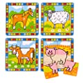 Bigjigs Toys My First Farm Puzzles by Bigjigs Toys