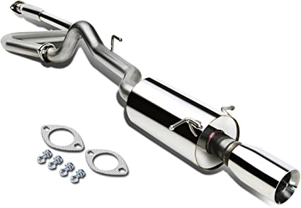 DNA Motoring CBE-OE-CCBT05 Catback Exhaust System