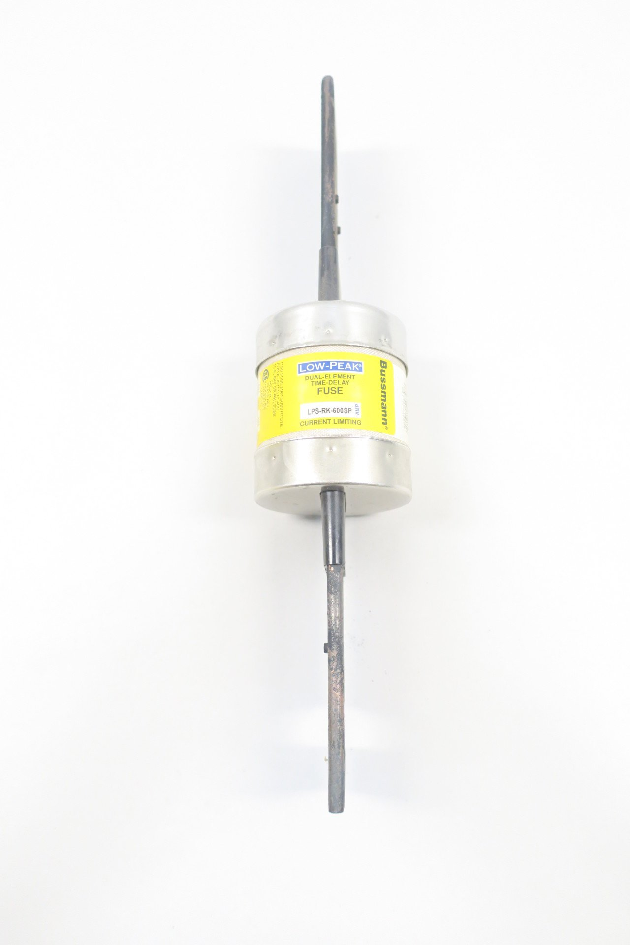COOPER BUSSMANN LPS-RK-600SP LOW-PEAK 600A FUSE 600V-AC 300V-DC D585451