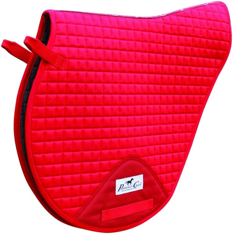 Professionals Choice VenTech XC Saddle Pad Red