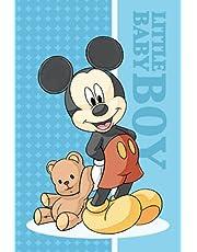 Disney Mickey Ratón Toalla 40 x 60 cm, toalla de mano Toalla