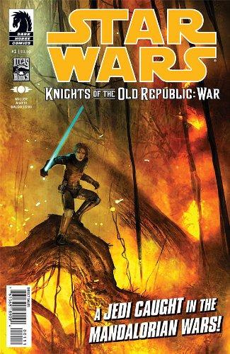 Star Wars Knights of the Old Republic War #1