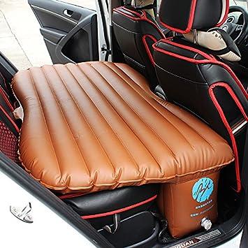 hiiy Auto/Coche/coche hinchable - Colchón hinchable (camas ...