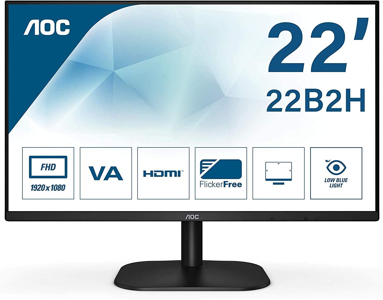 AOC 22B2H - Monitor de 22''