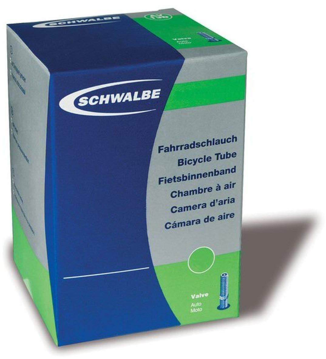 Schwalbe AV 13 Fahrrad Schlauch 26/´/´ x 1,5-2,4 40//62-559 40mm Schrader
