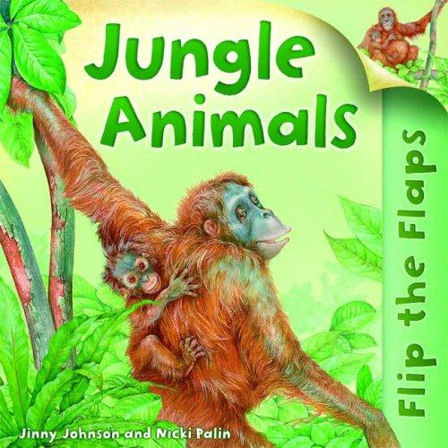 Download Flip The Flaps: Jungle Animals ebook
