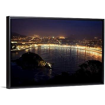 Amazon.com: David R. Frazier Floating Frame Premium Canvas ...