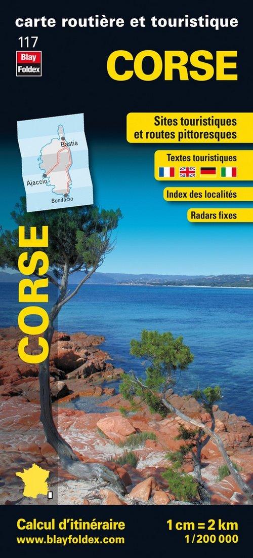 Carte Radar Corse.Corse French Edition 9782309050351 Amazon Com Books
