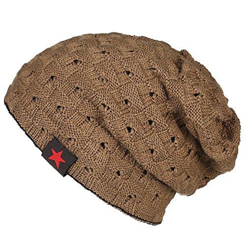 gris Khaki calentadores beanie Navidad y tejidas Gorras pile caliente MASTER Sombreros de caps Halloween sombreros invierno tapas ZR1W7Uqaw