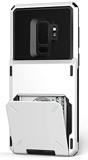 watch 54763 7ab00 Galaxy S9 Plus Wallet Case :: VRS :: Full Body Protective Armor :: Hybrid  Card Slot Holder :: ID Credit Card Travel Wallet Samsung Galaxy S9 Plus ...
