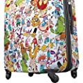 """American Tourister Nick 90's 20"""" Hardside Spinner Carry-On"""