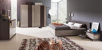 Camera da letto matrimoniale componibile completa color ...