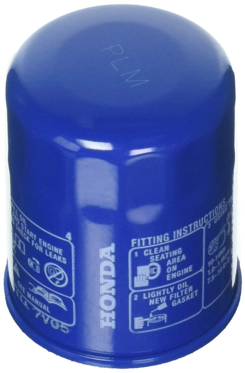 Genuine Honda Marine BF75-BF225 Outboard Oil Filter 15400-PLM-A01PE