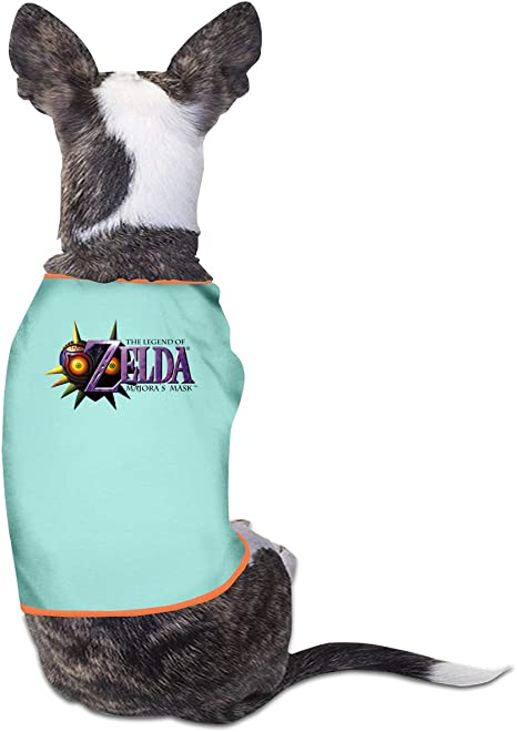 Smile Shop The Legend of Zelda MajoraS Mask - Disfraz para Perro ...
