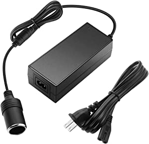 SHNITPWR AC to DC Converter 12V 3A 36W Power Supply Adapter with Car Cigarette Lighter Socket 100~240V AC to DC 12V 3A 2A 1A Converter for Car Dash Cam Razor MP3 Humidifier Air Purifier Under 36W