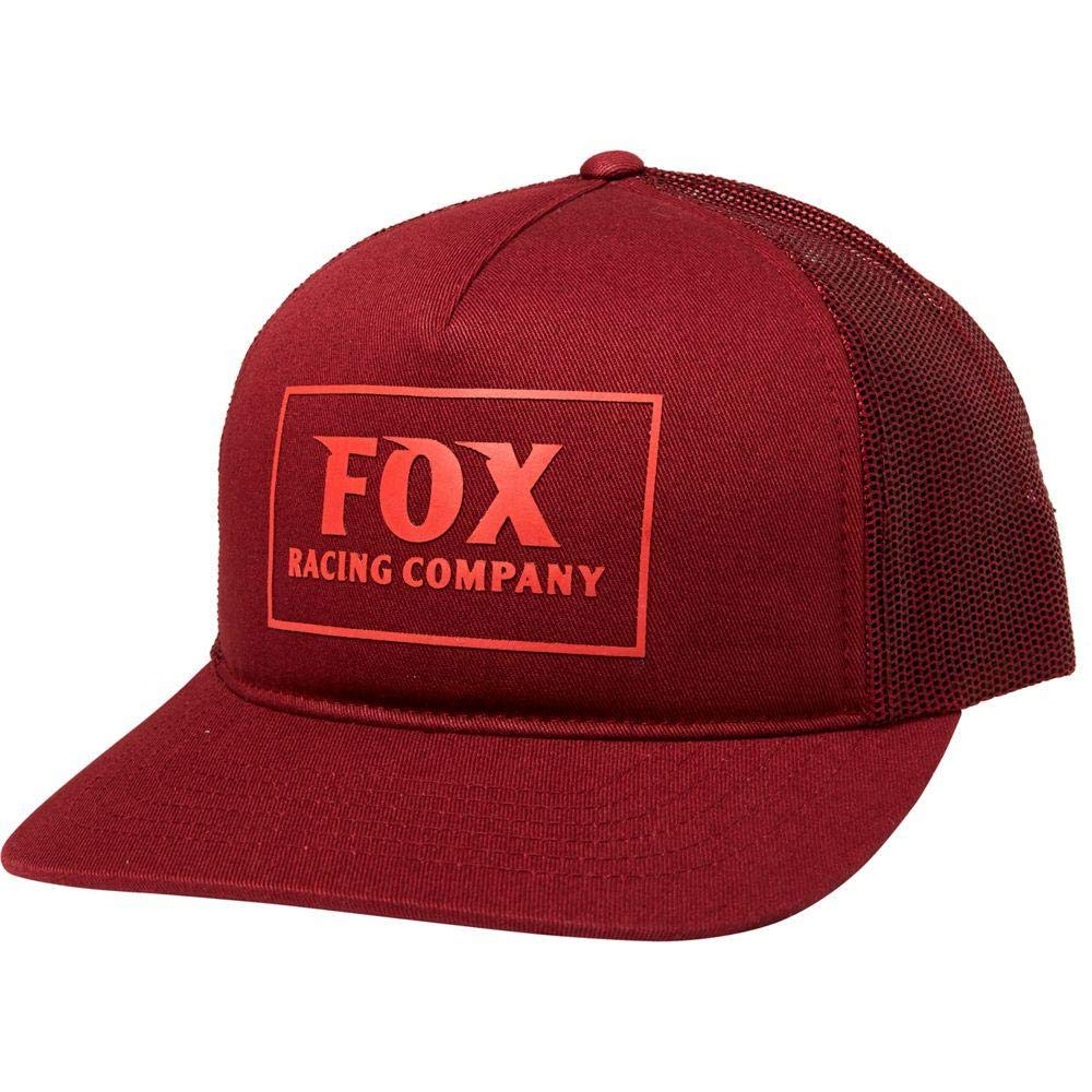 Fox Heater Hat Cranberry: Amazon.es: Coche y moto