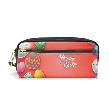 Estuche colorido con estampado de huevos de Pascua para ...