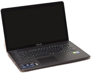 ASUS Touch de Ordenador portatil X751LDV x751ldv-t6287h en Negro: Amazon.es: Informática