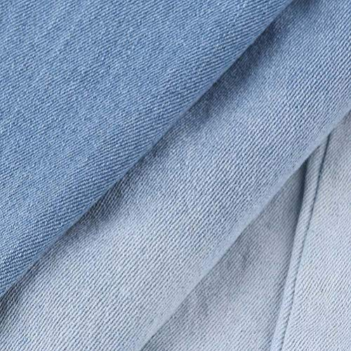 Crayon Femme Pantalon Couleur SOMESUN DGrad Clair DGrad Jeans LaChe Bleu Fermeture Jeans GlissiRe Et Pour Pantalon Bleu Jeans Bleu Jeans Court Blanc Femme Blanc Crayon Pantalon Pantalon qddf8Cx