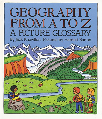 Geography from A to Z: A Picture Glossary (Trophy Picture Books (Paperback))]()