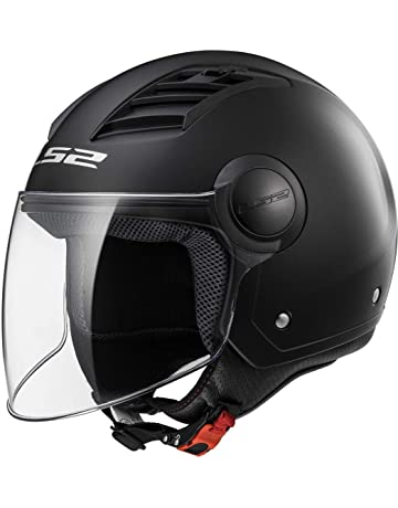 76a750167fcd5 LS2-305625011L 162   Open face jet helmet AIRFLOW L OF562 SOLID