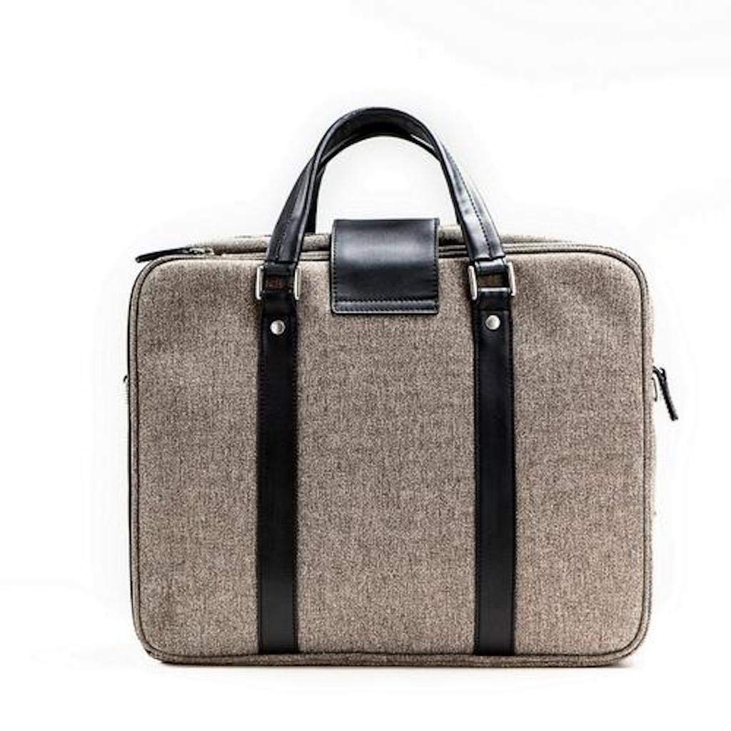 Hamptons Brown Business Briefcase
