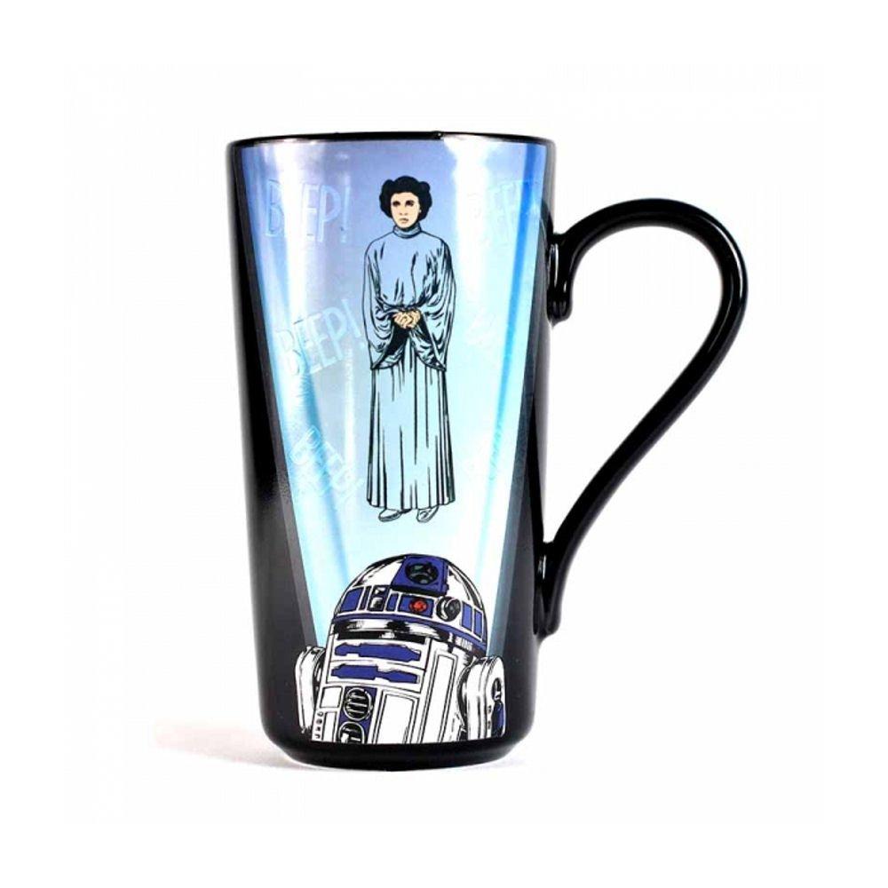Star Wars - Taza térmica - Latte Leia - Merchandising Cine ...