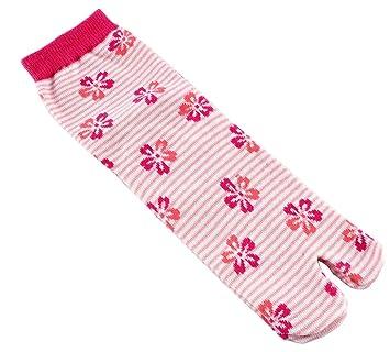 Longford Store UK Tabi Calcetines de Flor de Loto japonés Split 2 par Toe