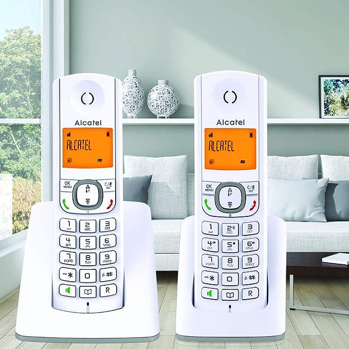 Alcatel Np F530 Duo White Elektronik