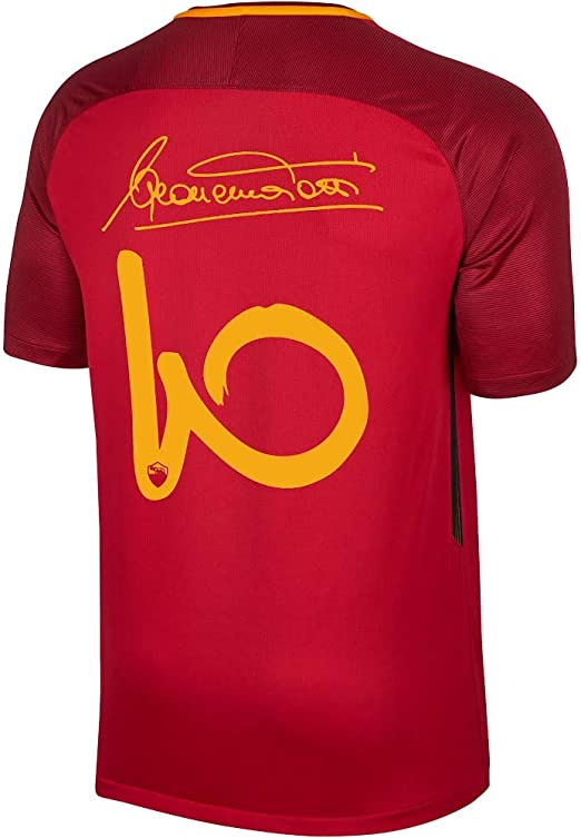 Amazon.com : NIKE AS Roma Home Totti