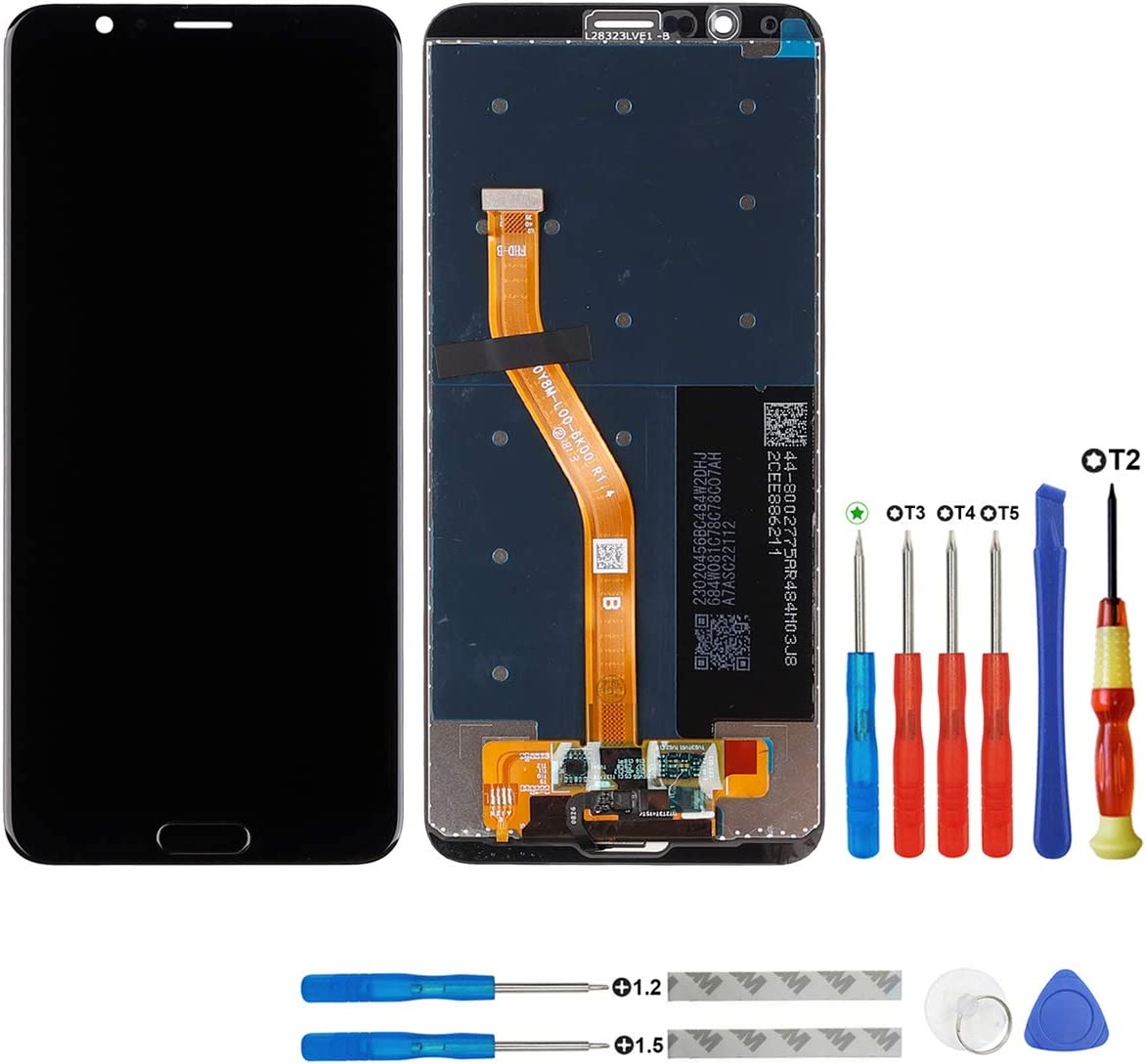 LCD Display Huawei Honor V10 BKL-AL00 BKL-AL20 (negro)