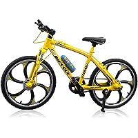 Hamkaw Bicicleta de Dedo Juguetes, Miniatura Bicicleta, Mini