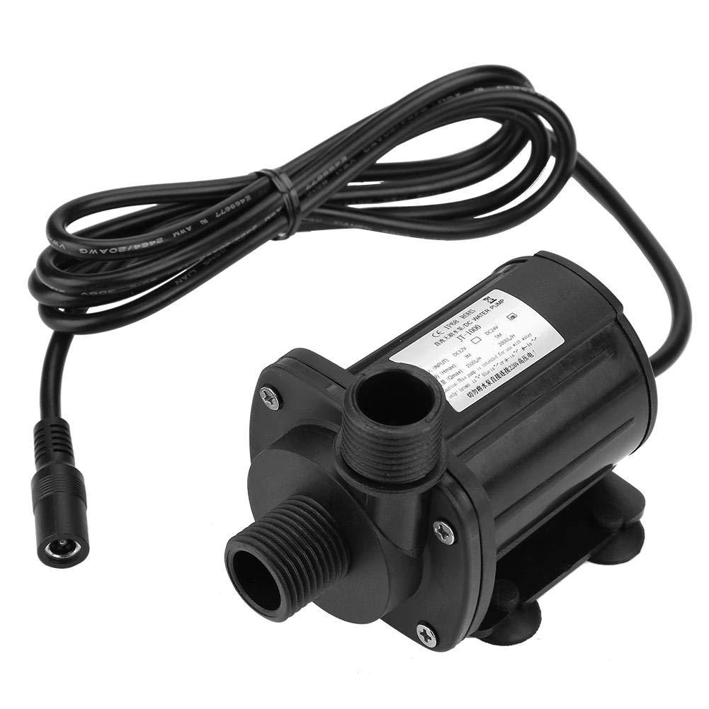 Yinhing Water Pump,Mini 5M Hydraulic Head DC Brushless Boost Water Pump 12V -40℃-100℃ by Yinhing