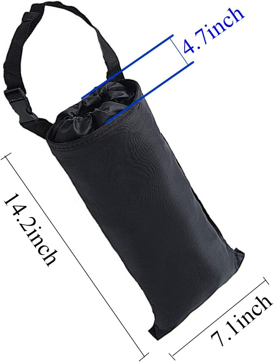 PHAETON 6PCS Car Trash Bags Car Garbage Bag Hanging Detachable Garbage Bag for Car Trash Bag Hanging Back Seat Car Garbage Bag for Outdoor Traveling Home Use Car Storage Bags