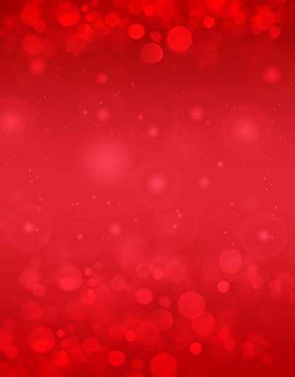 Red Christmas Background.Amazon Com Home Comforts Laminated Poster Red Bokeh