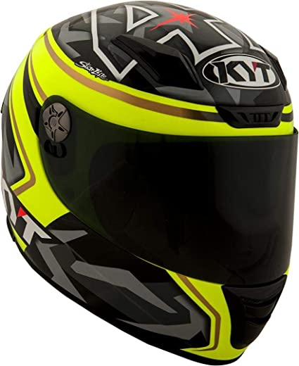 Amazon.es: KYT casco Moto Integral KR-1, Espargaro Replica 2022 ...