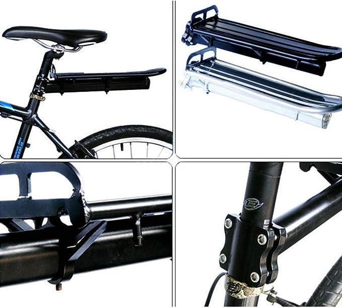 Yililay Parrilla de Bicicletas de aleación de Aluminio de Carga ...