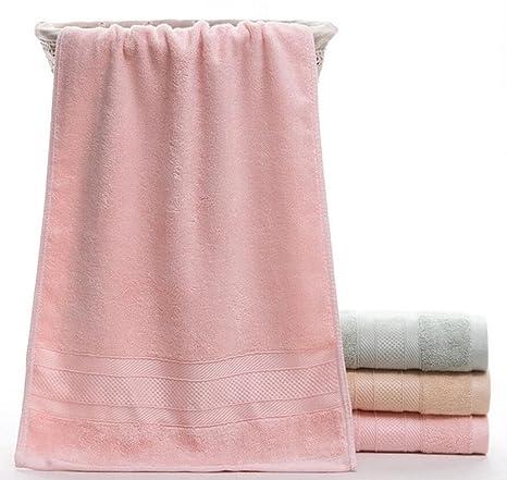 Bambú y Algodón Juego De Toallas, toallas de cara de juegos de baño hogar Give