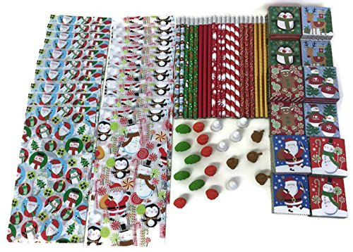 Ideas For Christmas Treat Bags For School - 7