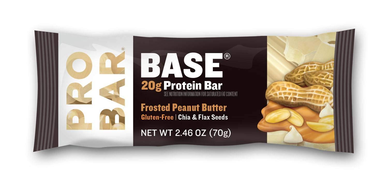 ProBar, Frosted Peanut Butter Bar., 2.46 oz., (144 per case)