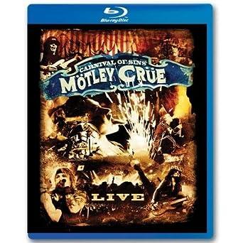 Amazon motley crue carnival of sins live blu ray motley motley crue carnival of sins live blu ray m4hsunfo