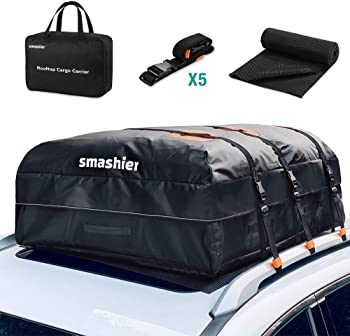 Smashier Rooftop Cargo Carrier