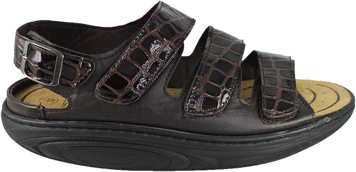 buyAzzo Damen Gesundheitssandalen   Komfortschuhe Sneaker   Sportschuhe Fitness Wellness   Aktivsohle Rolleffekt   BA219