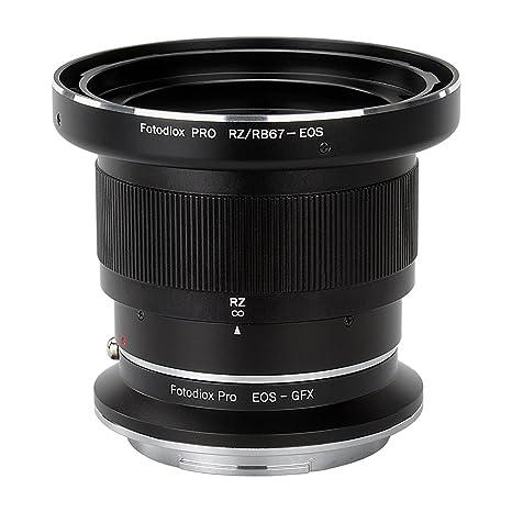 Amazon com : Fotodiox Pro Lens Mount Double Adapter, Mamiya